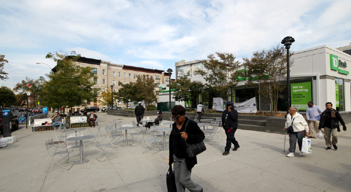 Marcy Plaza